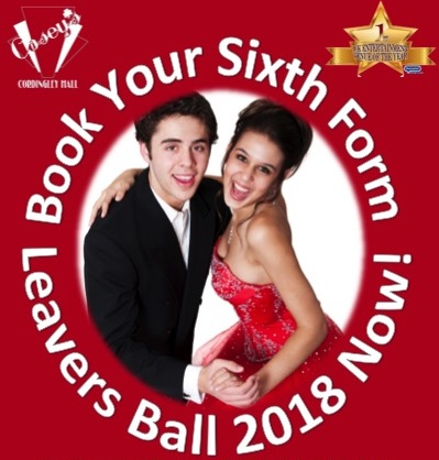 sixth form prom 2018