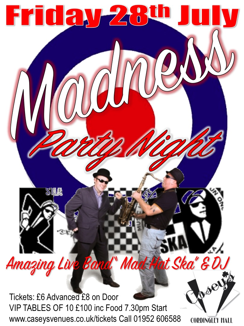 Madness Party Night 2017