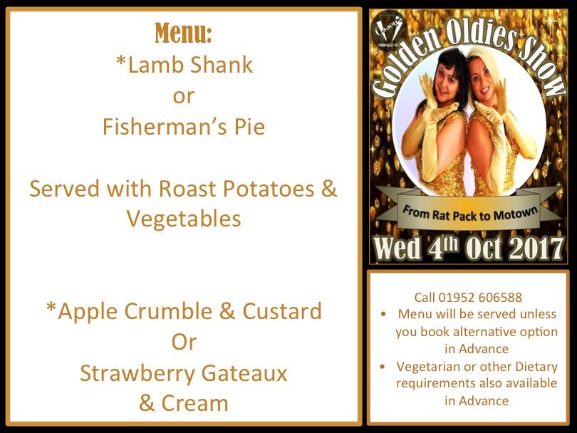 oap oct menu