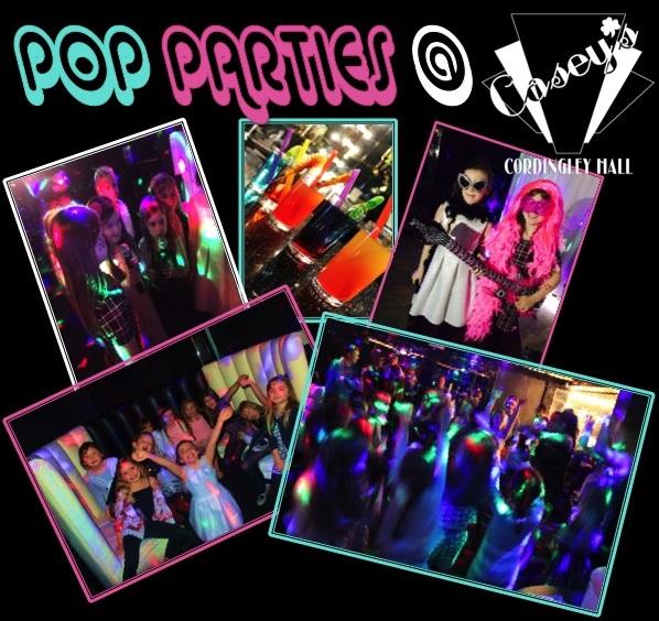 Kids Pop parties