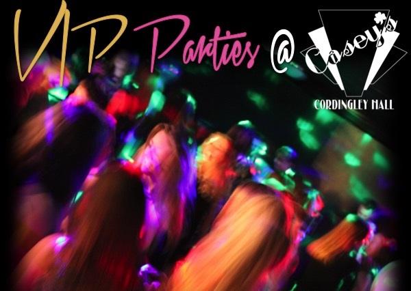 teens VIP parties