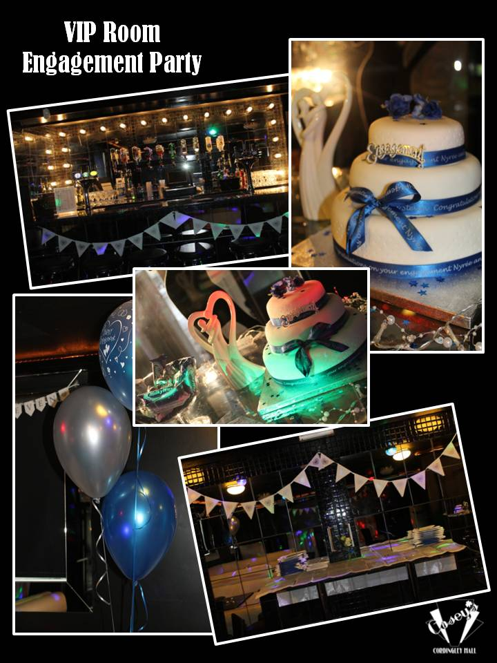 VIP Room Engagement Party