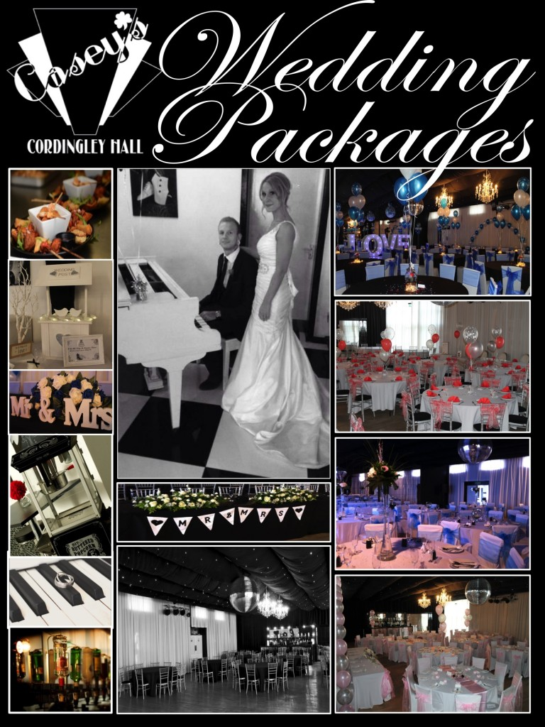 wedding package front