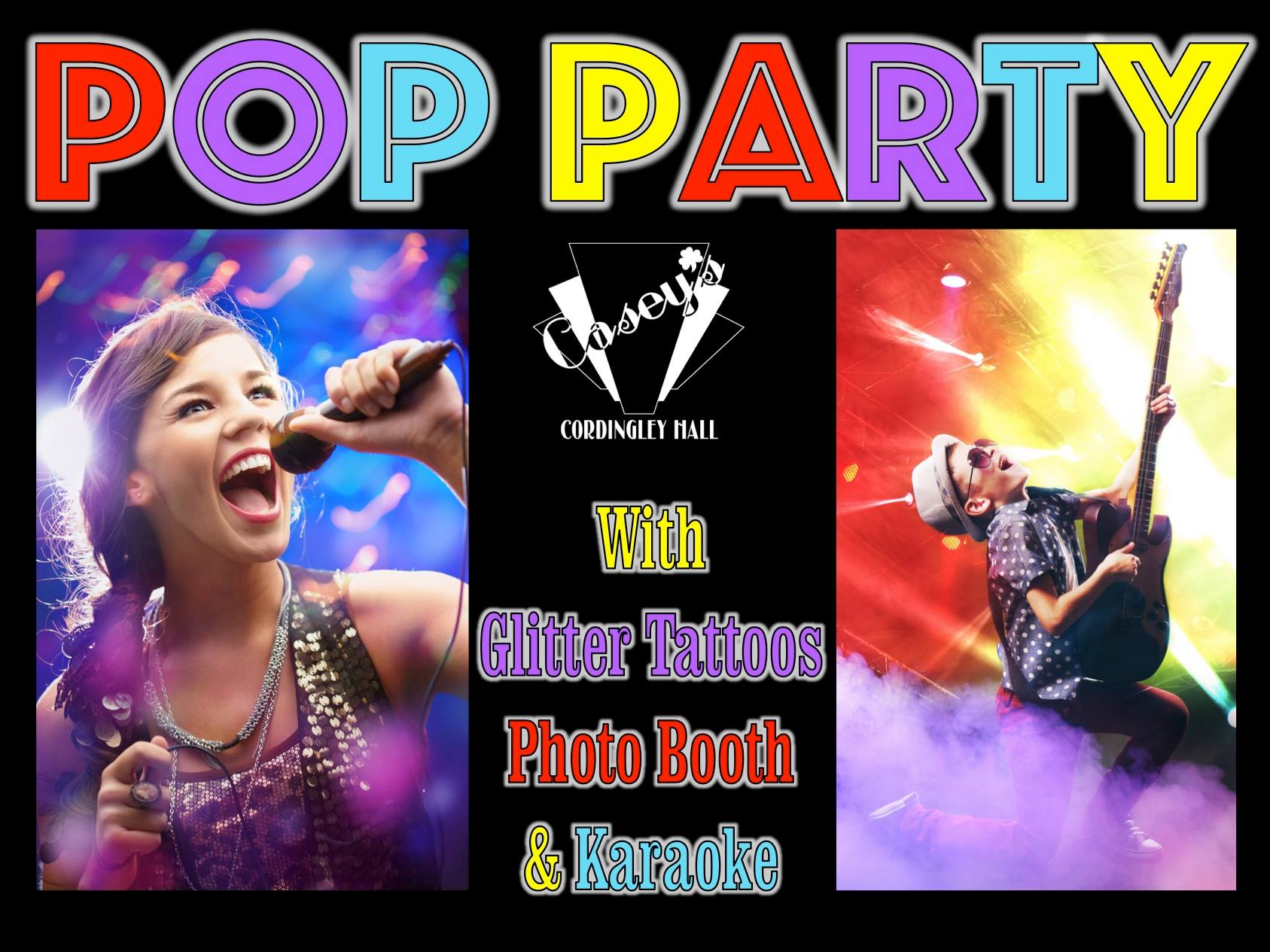 New Pop Party