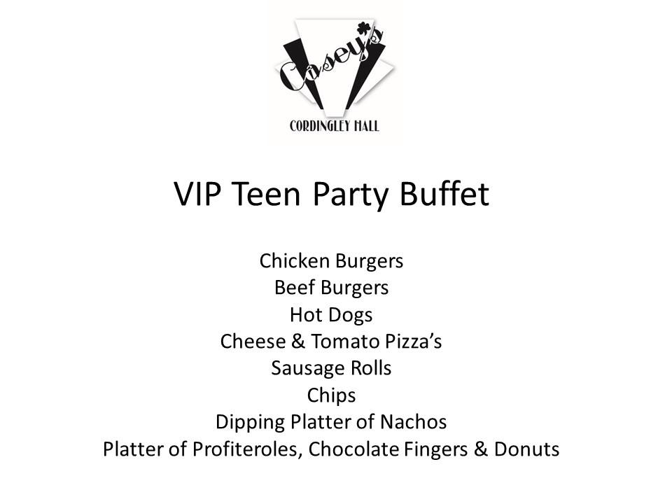 VIP Teen Party