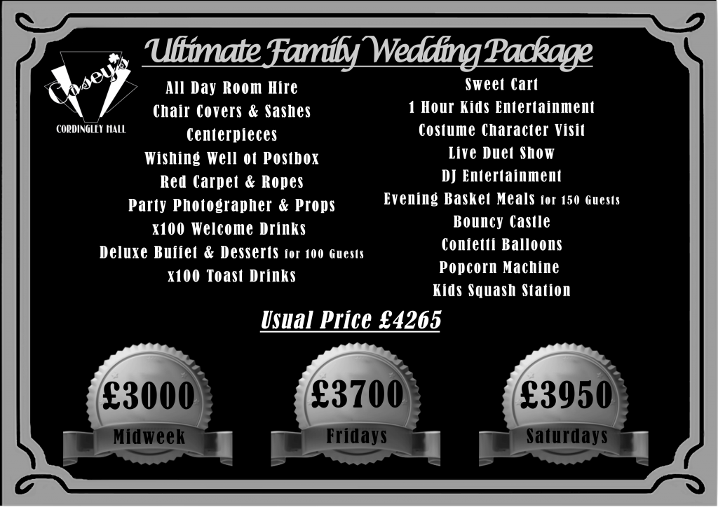 SILVER Ultimate Family Package