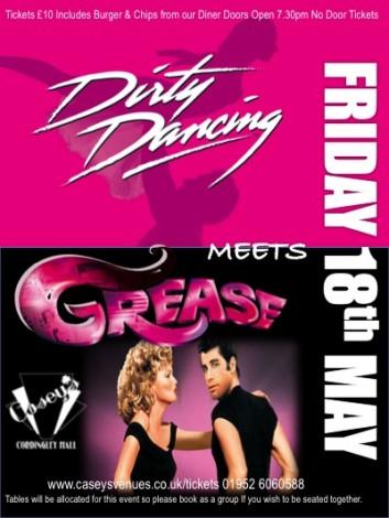 grease dirty dancing may