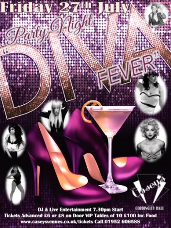 night divas july