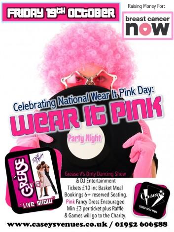 wear it pink party
