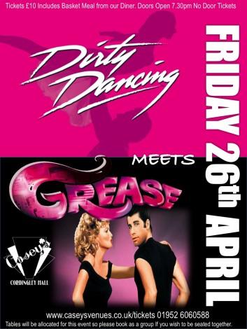 April - DD V Grease