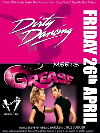 April - DD V Grease