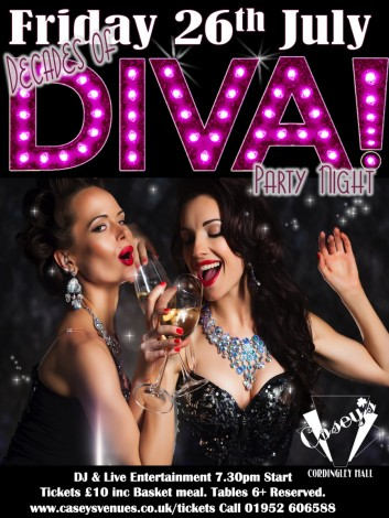 July Divas Night